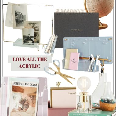 Gift Guide for Work From Home Office