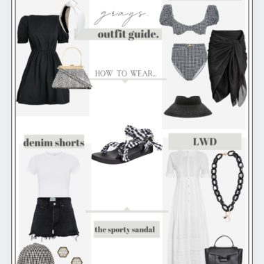 How to Wear the Sporty Sandal