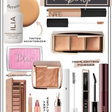 makeup to achieve summer glow