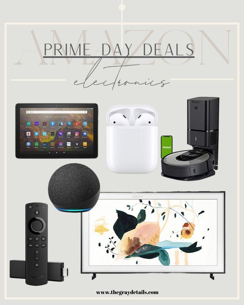 amazon prime day, electronics