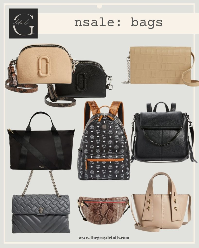 bags on sale at Nordstrom