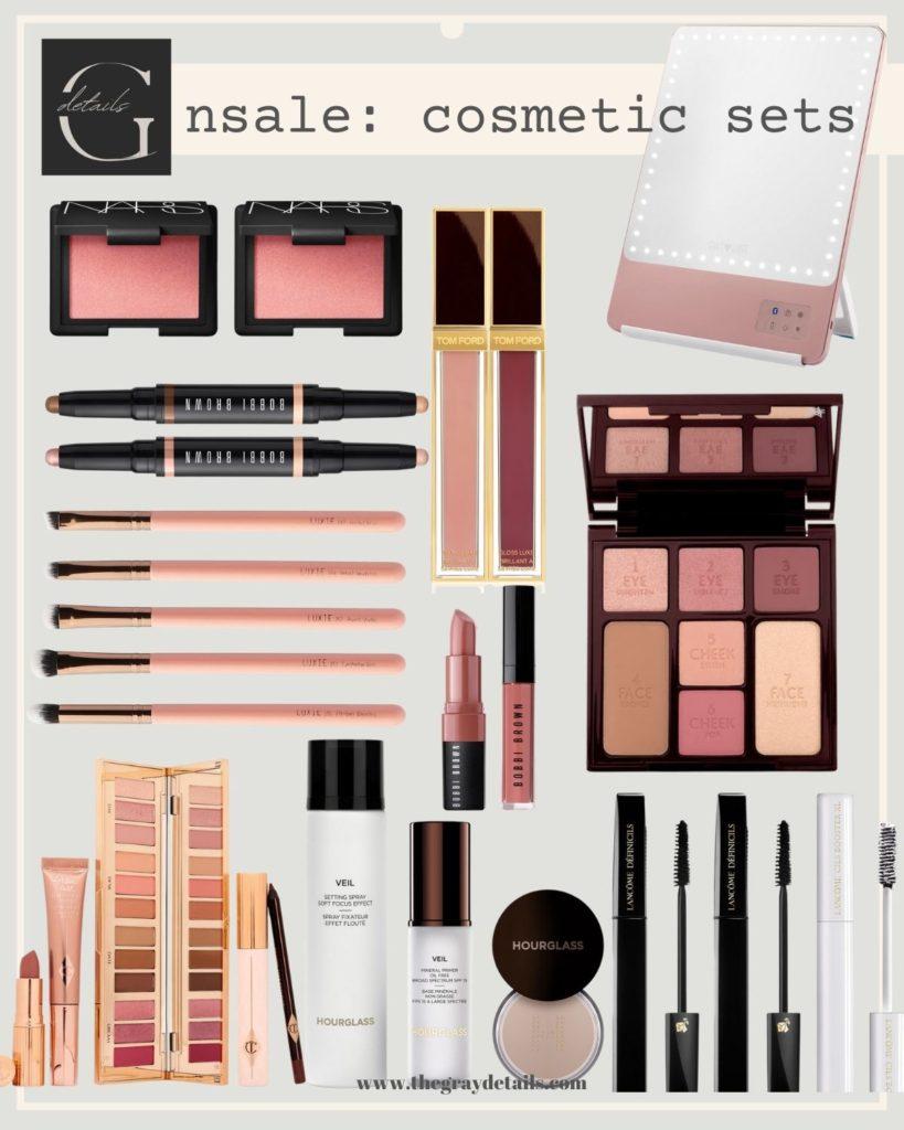 best beauty sale, beauty sets, Charolette tilbury, hourglass, best mascara, best makeup primer, 5 minute makeup routine